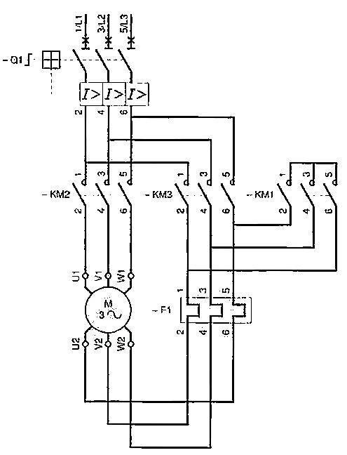 wye/delta motor starter 12 lead wye delta connection diagram